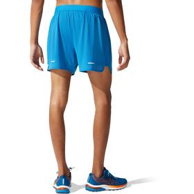 """asics Ventilate 2-i-1 5"""" shorts Herrer, blå"""